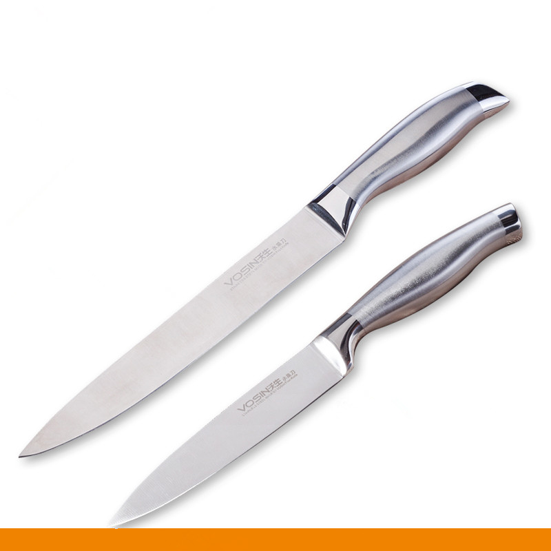 Free Shipping VISON Stainless Steel Kitchen Peeling Knife Cutting Fruit Vegetable Household Utility Paring Knives Peeler