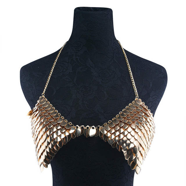 Body Jewellery Mermaid Fish...