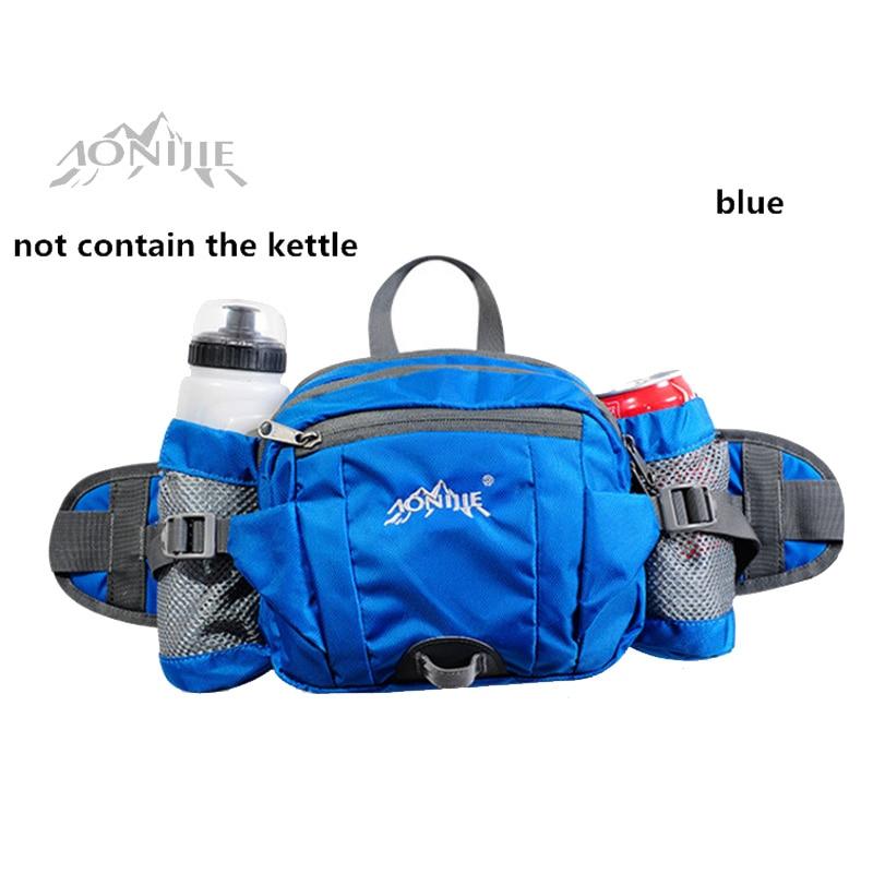 AONIJIE6L Outdoor Sports Leisure Riding Hiking Runnning Waist Bag Shoulder Bag E808
