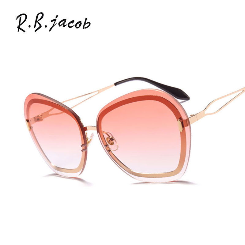 2017 New Irregular Colorful Sunglasses Women Brand Designer Charm Lady Sun Glasses UV400 Vintage Accessory Hipster High Quality