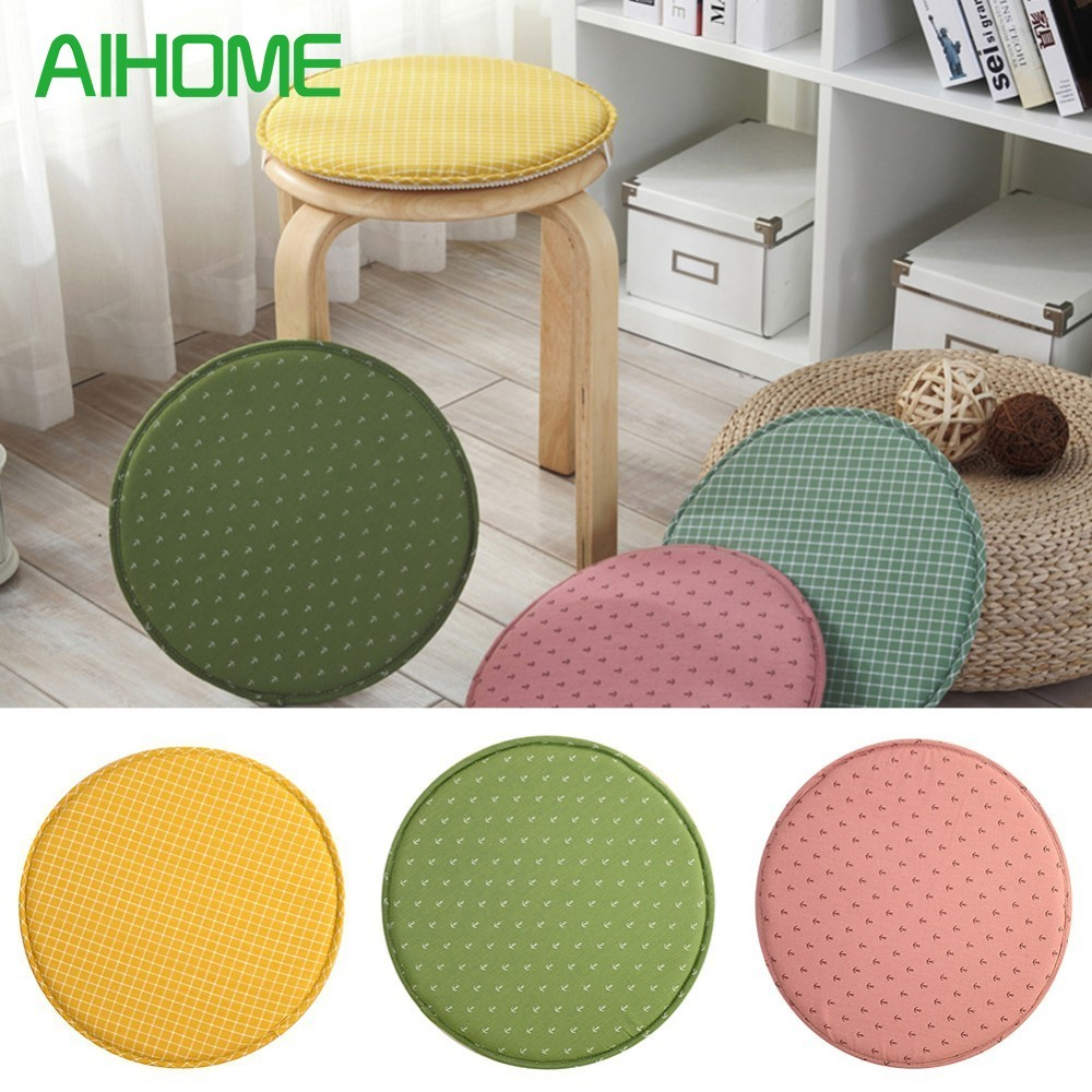 Seat Cushion Personality Round Chair Cushion Office Home