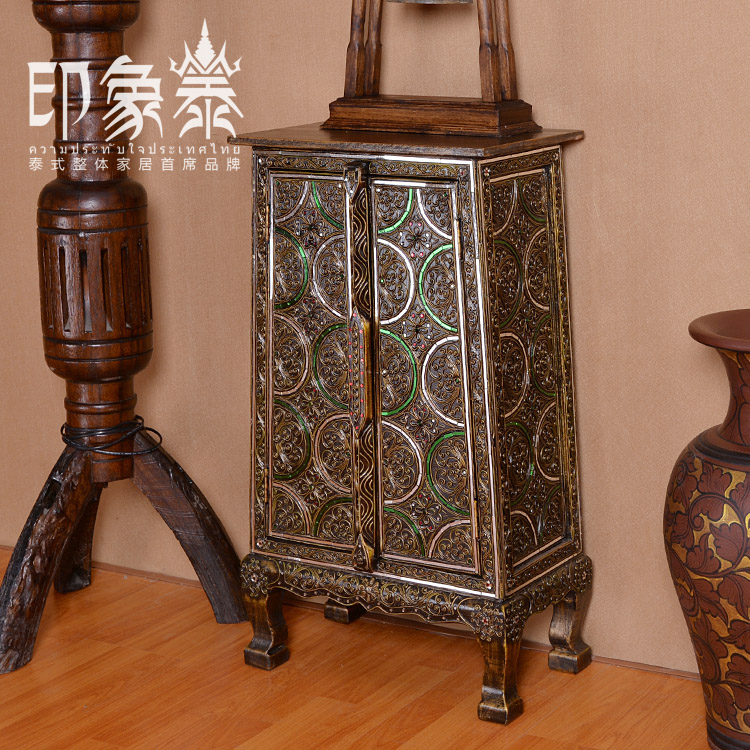 Thailand, Southeast Asia Pure Hand Carved Wooden Furniture, Home Decoration  Thai Decoration Wooden Crafts Cupboard In Children Cabinets From Furniture  On ...