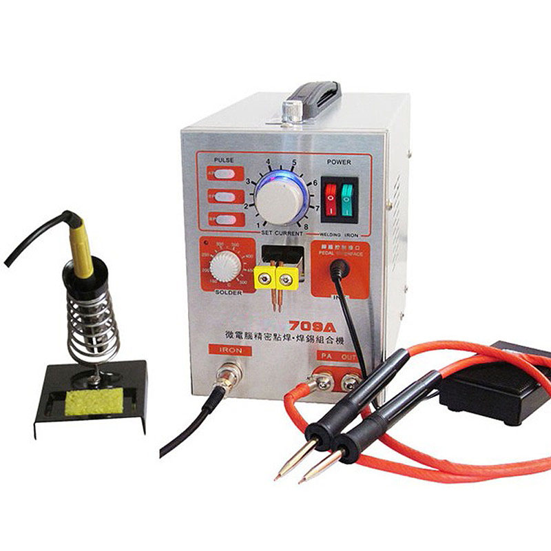709A 1 9kw Spot Weld er Soldering Station Welding Machine Universal Welding Pen for Phone Notebook