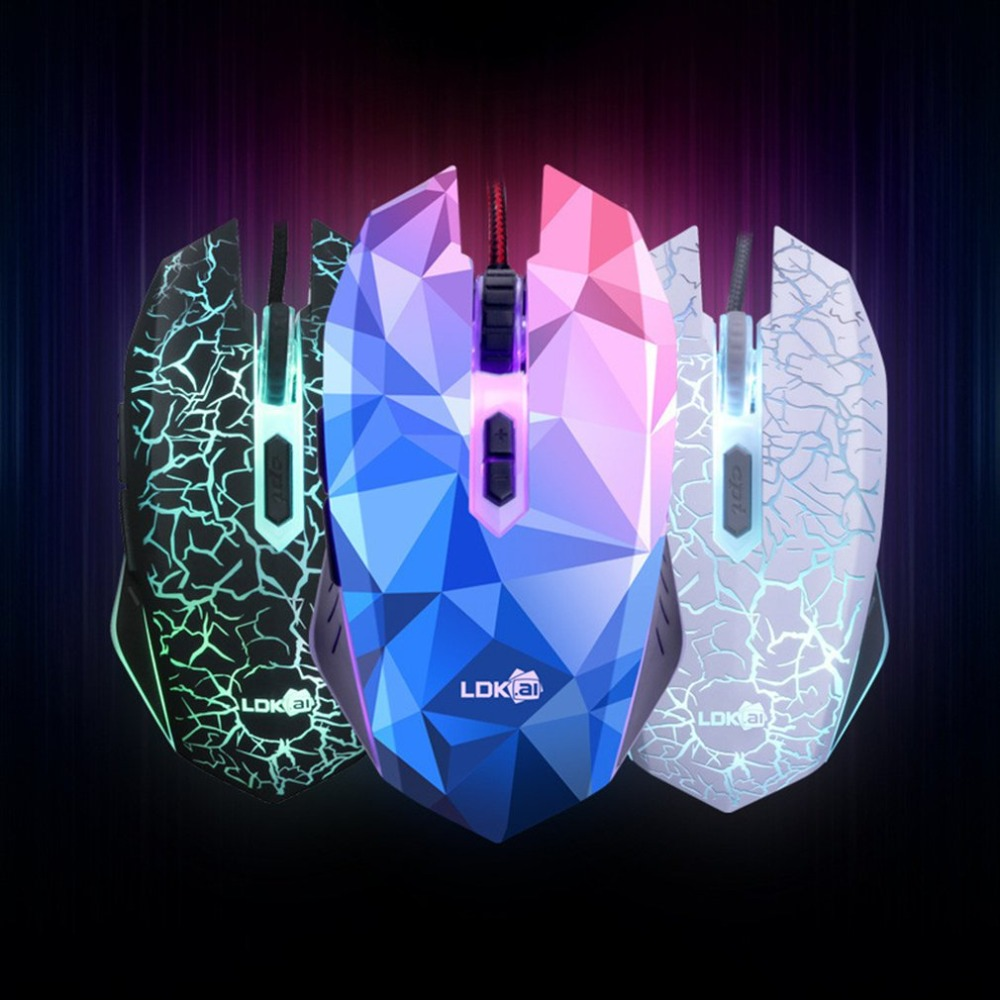 US $3 33 20% OFF|X800 Wired Crack Game Macro Definition Mouse Four Gears  Drive Free Speed Change Fast Key Design Easy Operation-in Mice from  Computer
