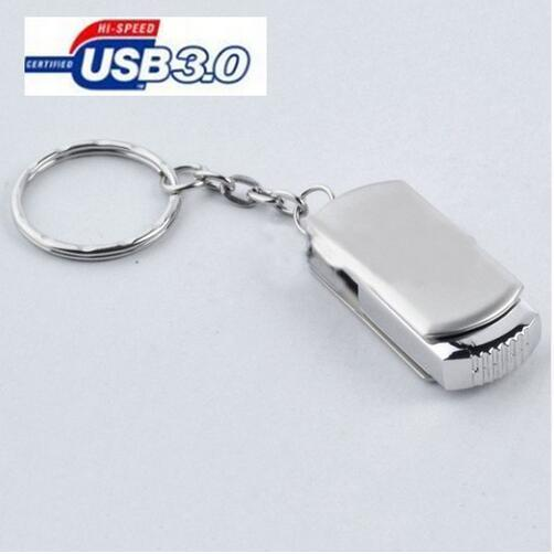 Hot Price High speed flash disk silver metal 3.0 USB Flash Drive Pen Drive 16GB-512GB Flash Drive  Memory Stick Storage Unit