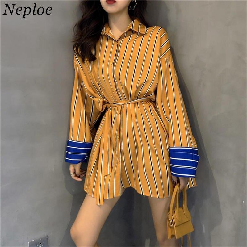 Women's Clothing Neploe Japanese Sweet Lace Shirt Strapless Slash Neck Ruffles Blouse Elegant Princess Flare Sleeve Female Blusas Tops 37561