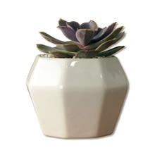 Modern Garden Landscape plant pot making concrete silicone molds DIY flowerpot ceramic clay cement vase mold