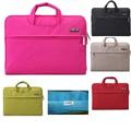 Нейлон ноутбук сумка мужчины ЖЕНЩИНЫ сумка для ноутбука для macbook air pro retina 11 13 15 компьютер сумка защитный рукав для mac