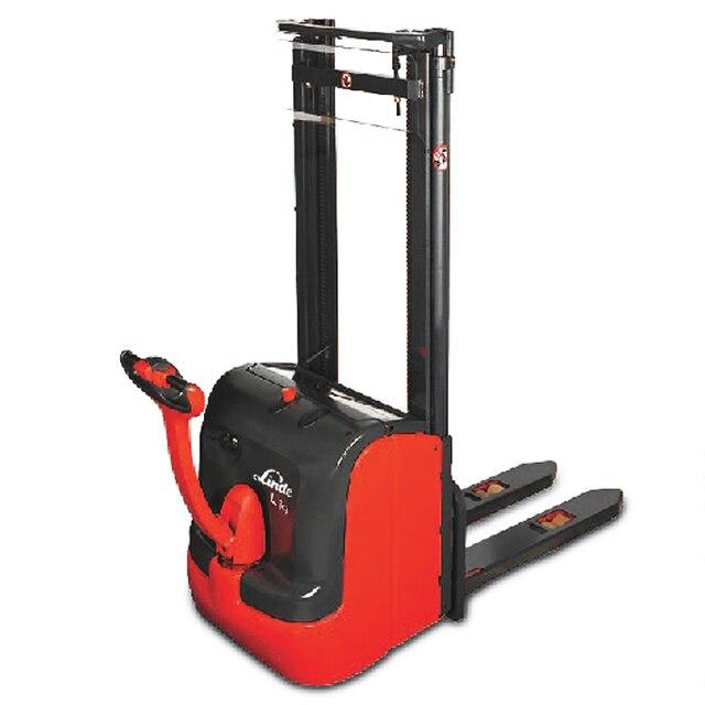 Poważnie Linde nowy 1.4 t 1.6 t elektryczny wózek widłowy serii 372 L14 L16 DI14