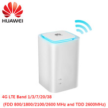 Huawei E5180 e5180s-22 4G 2G 3G LTE 150 mb/s odblokowany nowy Router VOIP BOXED LTE Cube huawei router 4g rj45 przenośny 12v router(China)