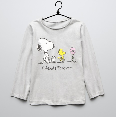 2013 girl tshirt long sleeve children's t-shirt sweatshirt baby t shirt kid tee jumper blouse frock M1713  -  Hooyi r Store store
