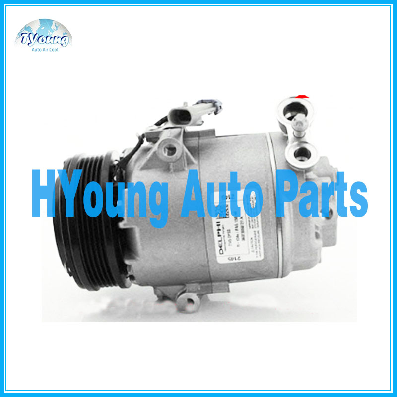 CVC PN#9165714 car air conditioning compressor for Holden Opel Astra Barina/Combo XC Vectra JS air pump