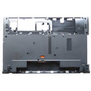 Image 1 - Nowy Laptop podstawy dna skrzynki pokrywa drzwi dla Acer Aspire V3 V3 551G V3 571G V3 571 Q5WV1 V3 531 V3 551G