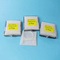 30pcs Lot Best Quality Fiber Laser Protection Glass OG Y D37 D7 37 7mm P595 61551