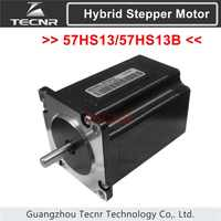 Leadshine 57HS13 57HS13B 2Phase NEMA 23 Stepper Motor with 255 OZ-IN (1.8 N.m) Torque 8 lead wires