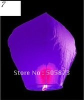Lantern Balloon wholesale 100 flying sky party free shipping