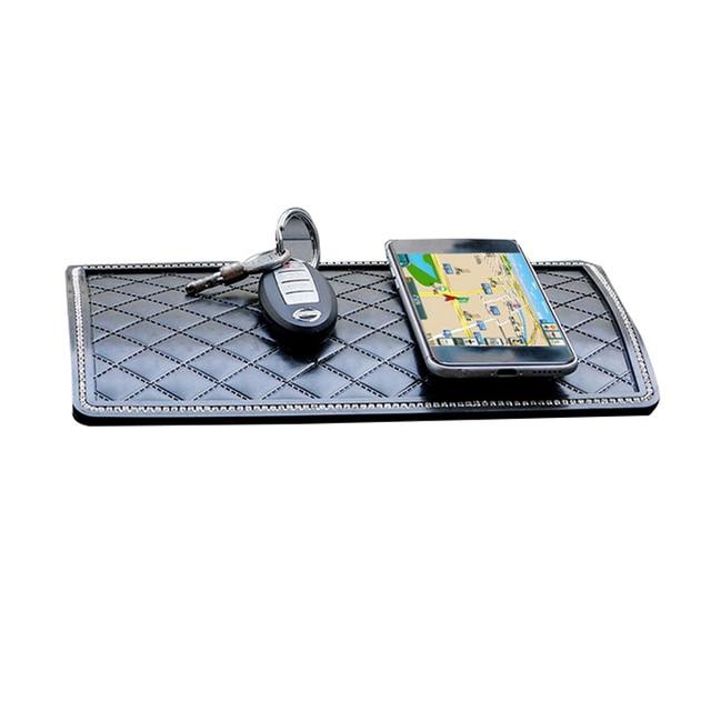 Auto Magic Cell Phone Anti Slip Mat Glasses Key Dashboard Adhesive Sticky...