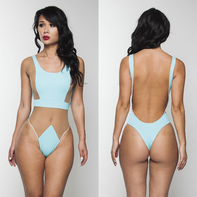 Full piece vintage type bathing suits