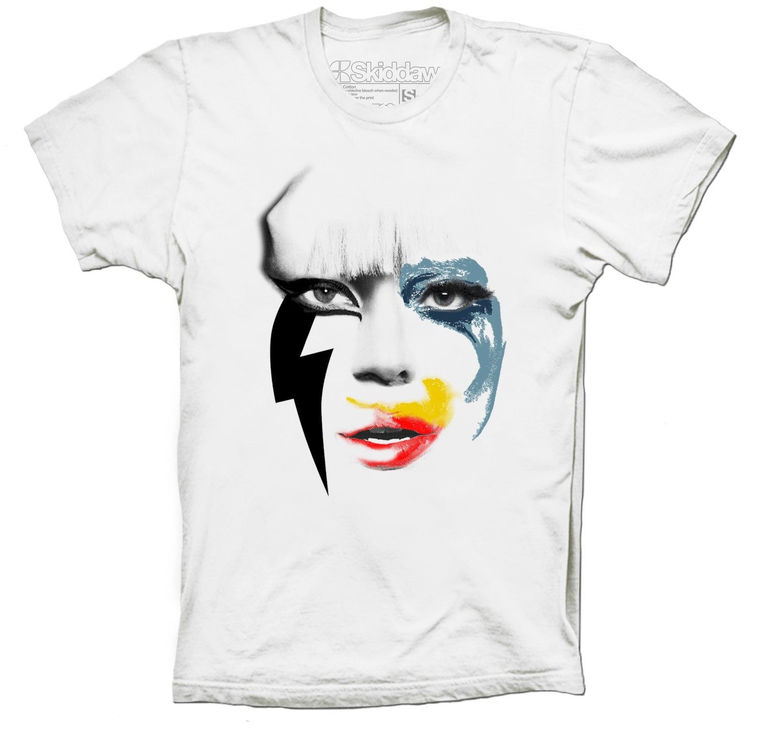 LADY GAGA T-SHIRT THE GAGA EVOLUTION INSPIRED ARTPOP APPLAUSE FAME MONSTER BORN