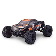1:12 four-wheel drive large truck RC Truck  2.4G full-scale synchronous remote control system 19g high-speed steering gear