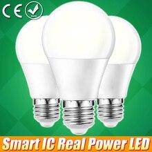 Светодиодная лампа E27 LED лампада ампулы Bombillas 3 Вт 5 Вт 7 Вт 9 Вт 12 Вт 15 Вт e27 светодиодные лампы 220 В 240 В холодной/теплый белый SMD2835 светодиодные фонари