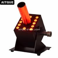 8pcs Dj lighting effect Co2 Jet Machine Disco Light Co2 Fog Machine LED smoke machine