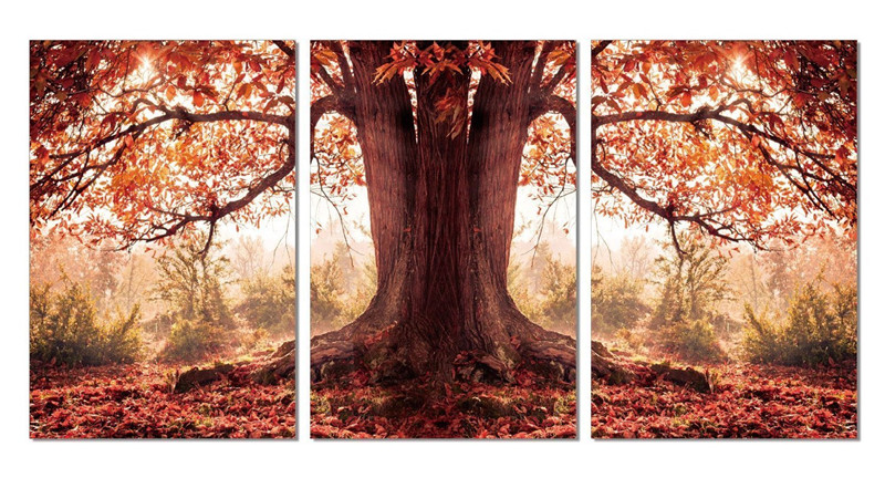 Compare Prices On Red Autumn Leaves- Online Shopping/Buy