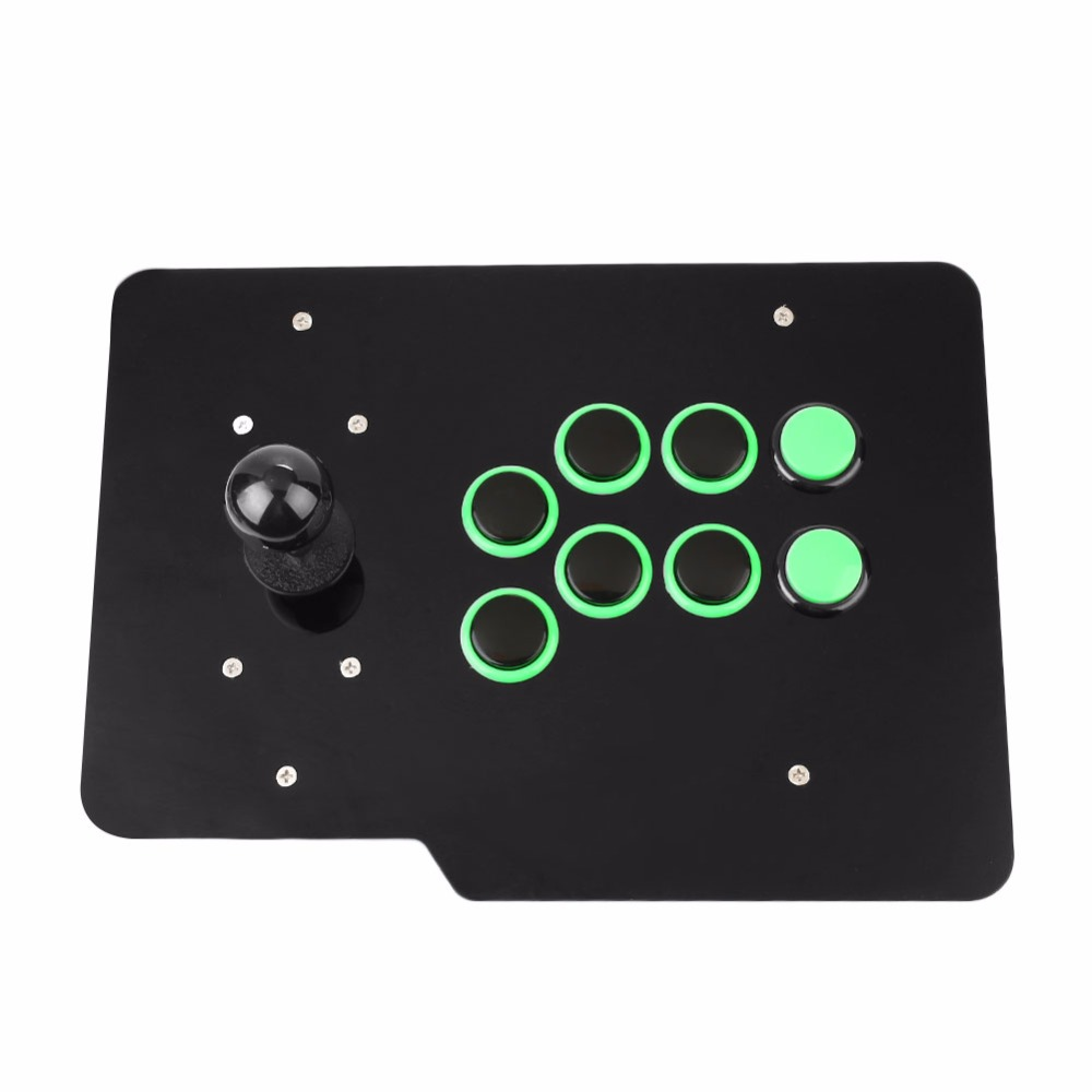 USB Arcade Joystick 2018 New Popular Controller 8 Directional Buttons Rocker Wired For PC Android