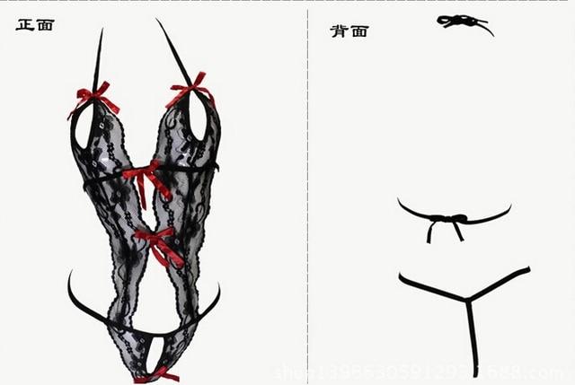 New Hot Women's Underwear Lingerie Set 5