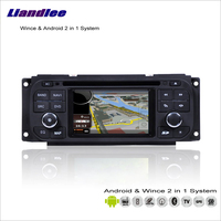 Liandlee Car Android Multimedia Stereo For Chrysler Concorde / Caravan / LHS Radio CD DVD Player GPS Navi Navigation Audio Video