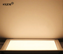 SXZM 8W 12W 18W LED panel light 300×300 square lampada high bright indoor ceiling lamp white/warm white waterproof led driver