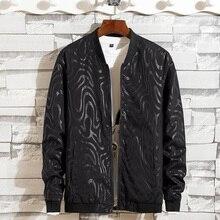 Trendy Men's Jackets Coat Creative Printing Jackets Spring And Autumn Men's Jackets Coat Comfortable Men's Jackets Coat