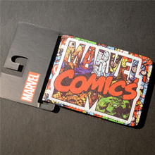 Marvel DC Slim Wallet Logo Credit Oyster License Card – marvel17