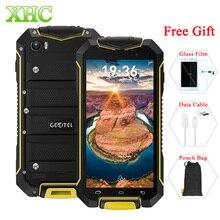 Geotel A1 Тройной Проверки Смартфон 8 ГБ + 1 ГБ WCDMA 3 Г Водонепроницаемый 4.5 дюймов Android 7.0 MTK6580M Quad Core 3400 мАч Мобильного Телефона