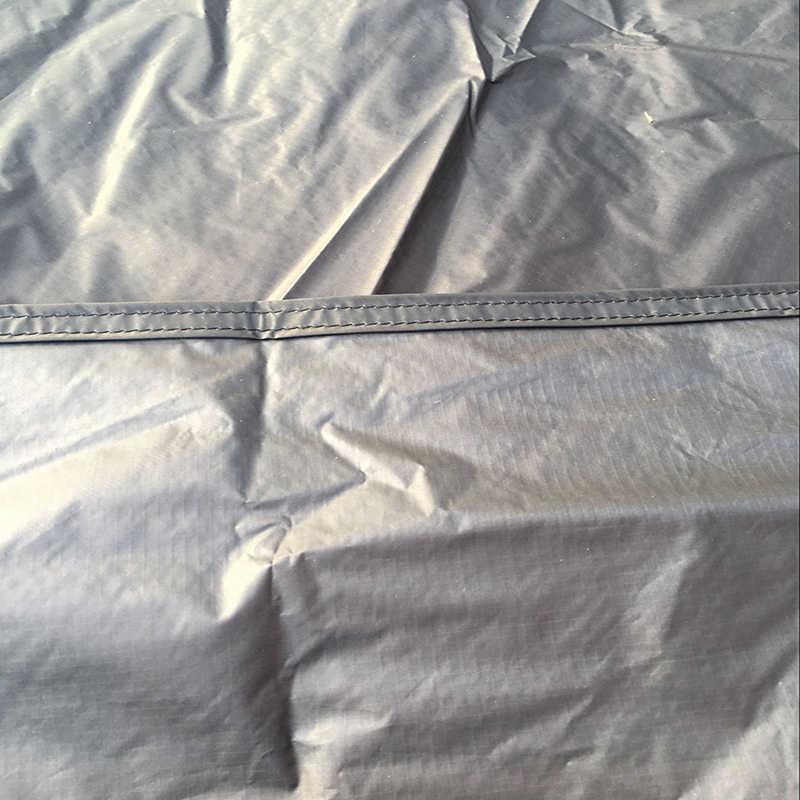 2018 3F UL เกียร์ LANSHAN 2 original silnylon footprint 210*110 ซม. คุณภาพสูง groundsheet