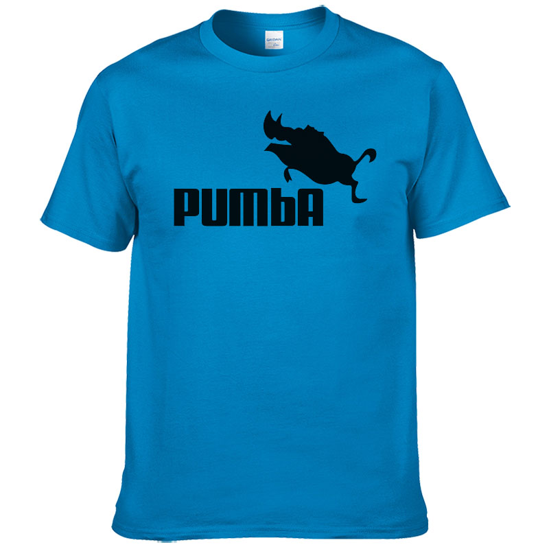 Funny Short Sleeves Cool Cotton T-shirt for Men