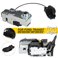 Car Front Right Door Lock Latch Driver Side/Off Side for FORD TRANSIT MK6 MK7 2000 2014 V21812 1818766 YC1A V21812 BR YC1A V218