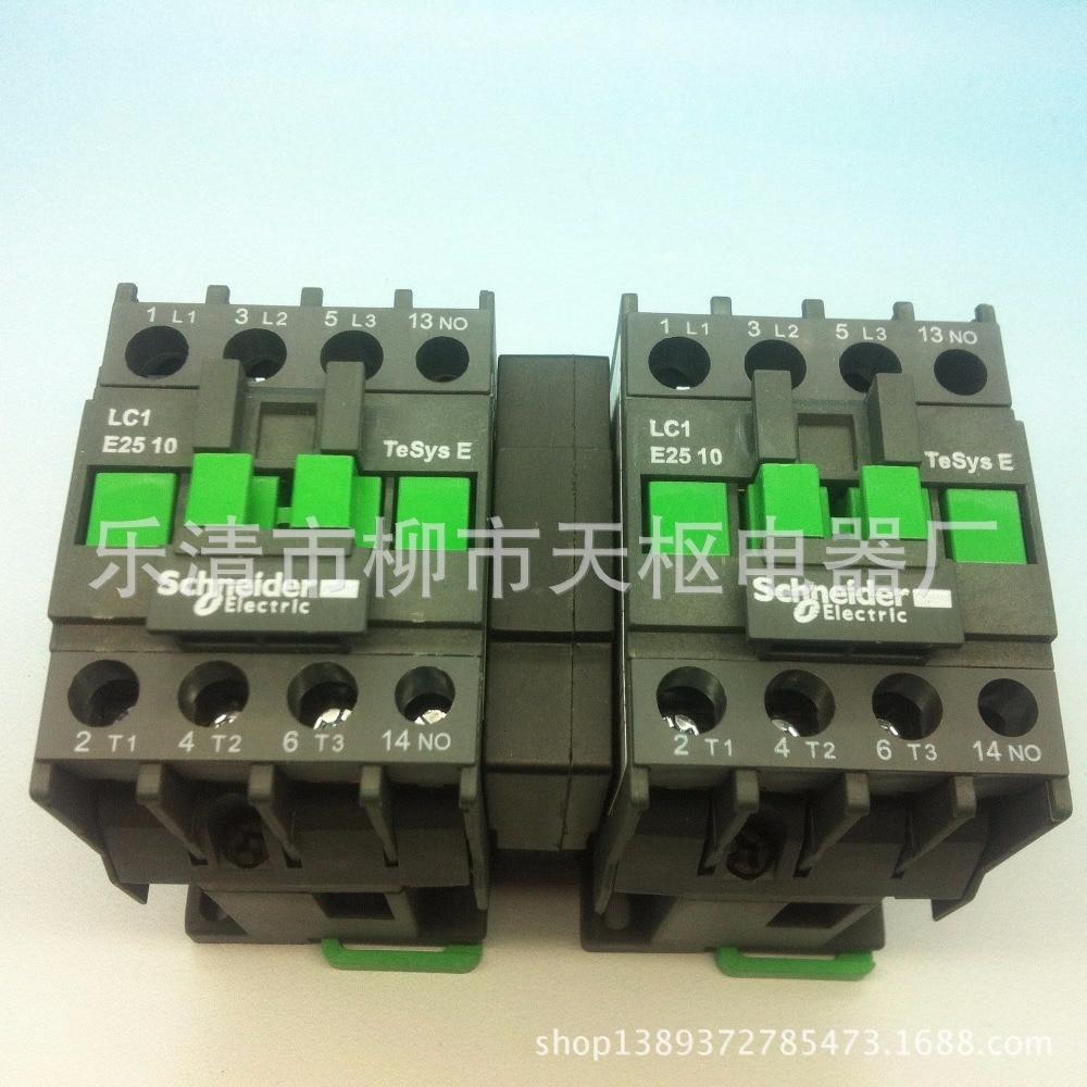 medium resolution of the new schneider ac contactor lc1 e25 10