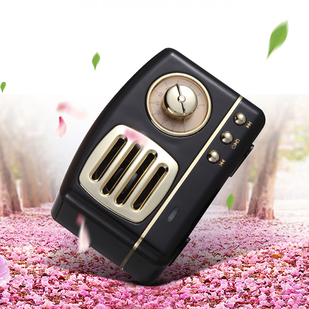 Wholesale Black Bluetooth Vintage Car Radio Mp3 From China: HM11 Retro Bluetooth Speaker Vintage Wireless Stereo