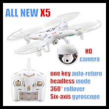 2016 ALL New 2.4GHZ X5C RC Drone 6-Axis Remote Control Quadcopter Helicopter With HD Camera X5 Drone camera auto-return headless