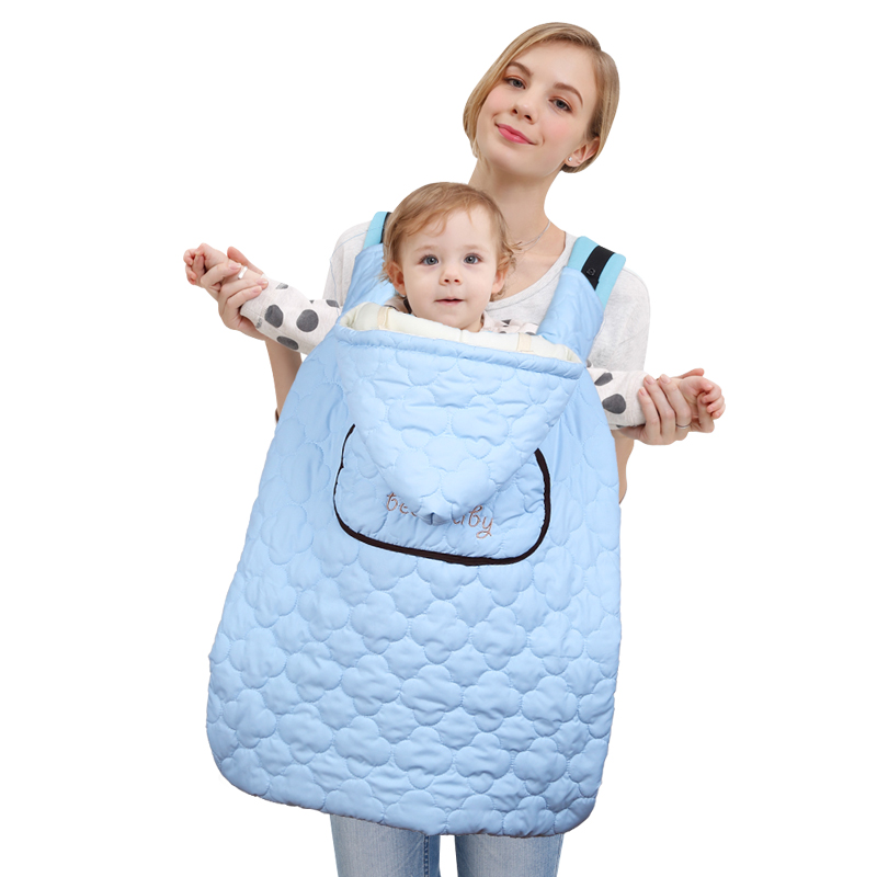 Shop For Cheap Muqgew Baby Carrier Cloak Velvet Cape Cloak Winter Warm Cover Wind Out Necessary Carrying Children Backpack Sling Cloak #ew Orders Are Welcome. Backpacks & Carriers