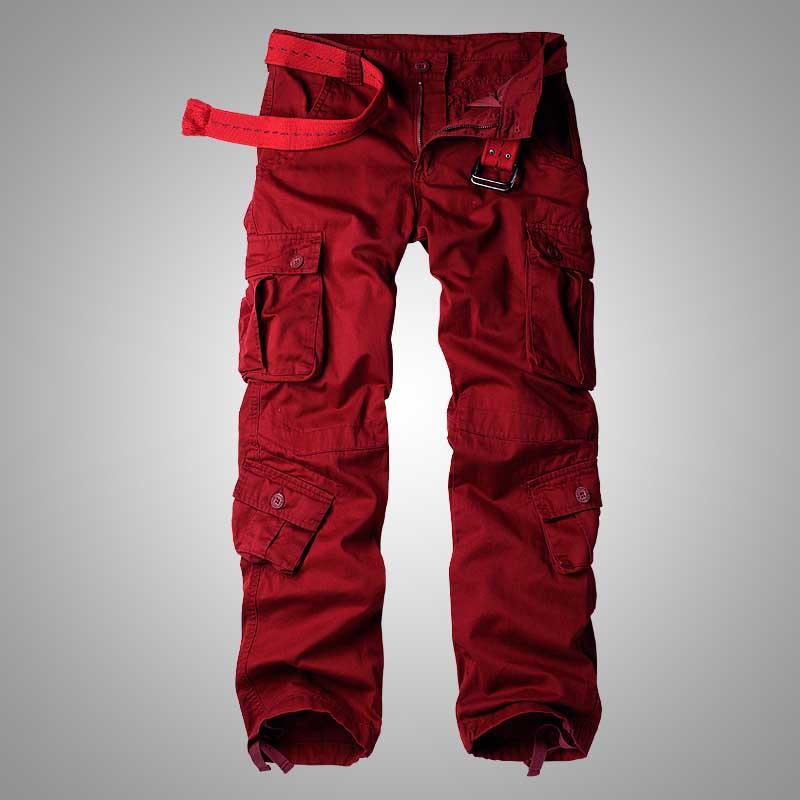 Grande taille Baggy Cargo pantalon pour hommes et femmes printemps hiver pantalon à jambes larges hommes Joggers pantalon militaire Camouflage vêtements