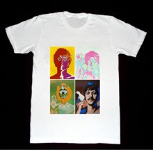 Beetles - London Fashion Week 1967 T-shirt  Shirt John Lennon 2018 New Short Sleeve Men T Gray Style