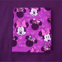 140x50cm1pc Good Mickey Mouse Fabric100%Cotton Fabric Mickey Mouse Fabric Sewing Material Diy Patchwork Baby Clothes Quilting