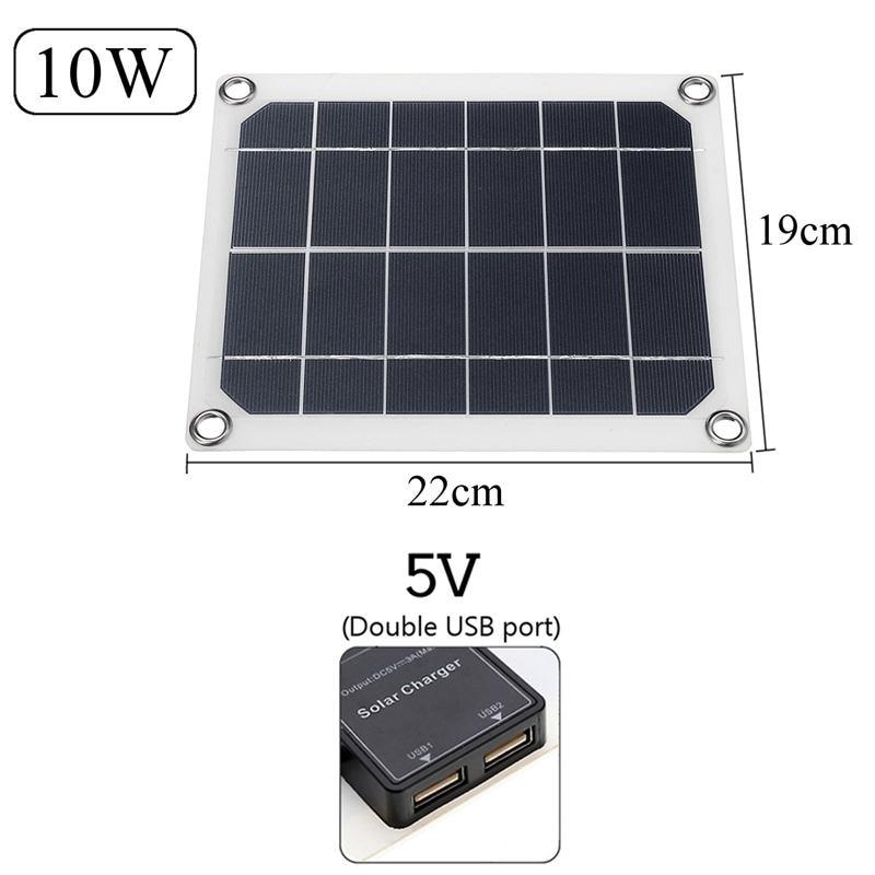 ao ar livre painel solar 10 w 04