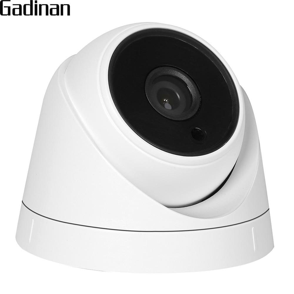 GADINAN HD 720 P 1080 P Grand Angle 2.8mm Objectif En Option IR Led nuit Vision 1.0MP 1.3MP 2.0MP CCTV de Sécurité Intérieure AHD Caméra Dôme