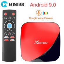 Android TV Box 9.0 X88 Pro Rockchip RK3318 4GB 64GB 2.4G 5G Wifi 1080P H.265 USB3.0 4K Google Play Store Netflix Media Player(China)