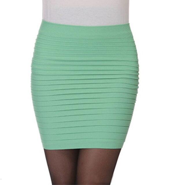2017 New Womens Office Skirt Casual Skirt Pencil Skirt OL Skirt Office Wear H9