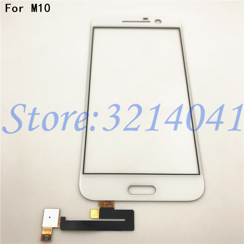 100% Tested Touch Screen 5.2 inches For <font><b>HTC</b></font> 10 One <font><b>M10</b></font> Touch Panel Glass Digitizer Sensor Replacement <font><b>Repair</b></font> Parts image