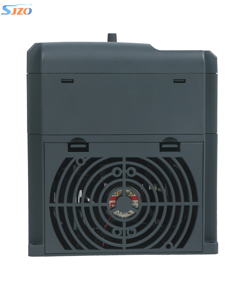 SJZO 511 série inverseur de fréquence 7.5KW V/F SVC FVC fréquence Variable AC lecteur Triple Phase 380V convertisseur pour Machine à CNC - 5